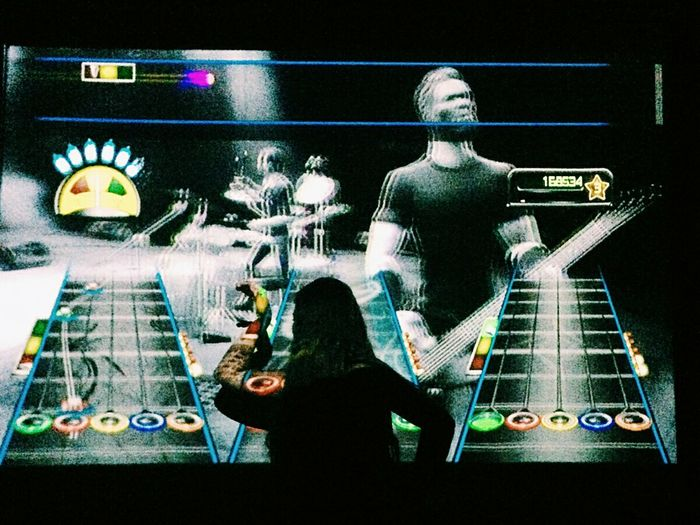 ✌ Guitar Hero Metallica James Hetfield First Eyeem Photo Turkey