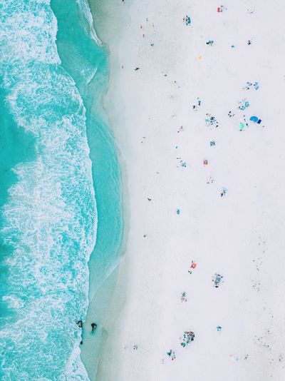 views. EyeEmPaid EyeEm Best Shots Photography Aerial Photography Beach Summer South Africa Cape Town Mavicpro Dji Drone  Ocean Day Multi Colored