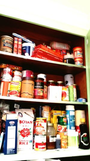 Pantry cabinet Shelf Indoors  Food Bay Area Pantry Shelves Pantry Kitchen