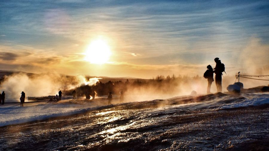 The Tourist Geysir Iceland