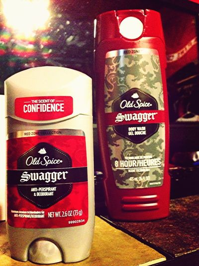 The scent of confidence