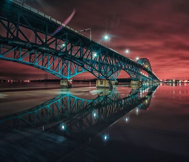 Just got some exciting news about one of my bridge photos! Staytuned Longexposure Bridge Buffalo Buffalony Buffalove Onebuffalo POTD Photooftheday Architecture