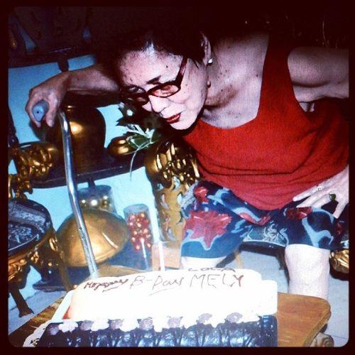 Happy Birthday Lola Howoldareyounow Pinagdedebatihankaninakelanpinanganaksilola Anongyearsya