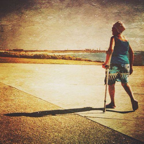 Walking with a little help Shootermag AMPt_community Youmobile NEM Submissions
