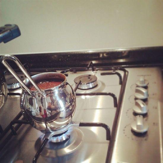 Coffee Silver  Cezve Kisikatesteturkkahvesi