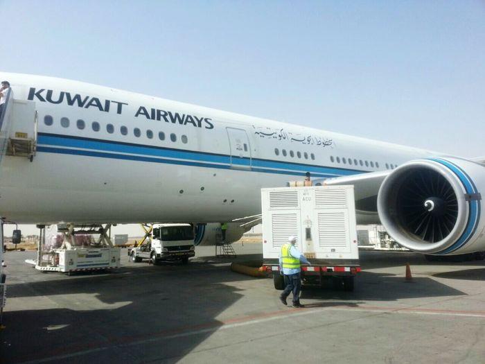 Kuwait_Airway First Eyeem Photo