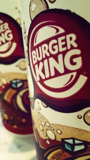 Burger King Pepsi Softdrink