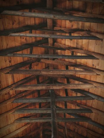 Wood - Material Pattern No People Outdoors Backgrounds Day Architecture Close-up Full Frame Ceiling Wooden House Wooden Structure Antique Old-fashioned EyeEm Gallery EyeEm Best Shots Indoors