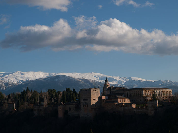 The Alhambra in