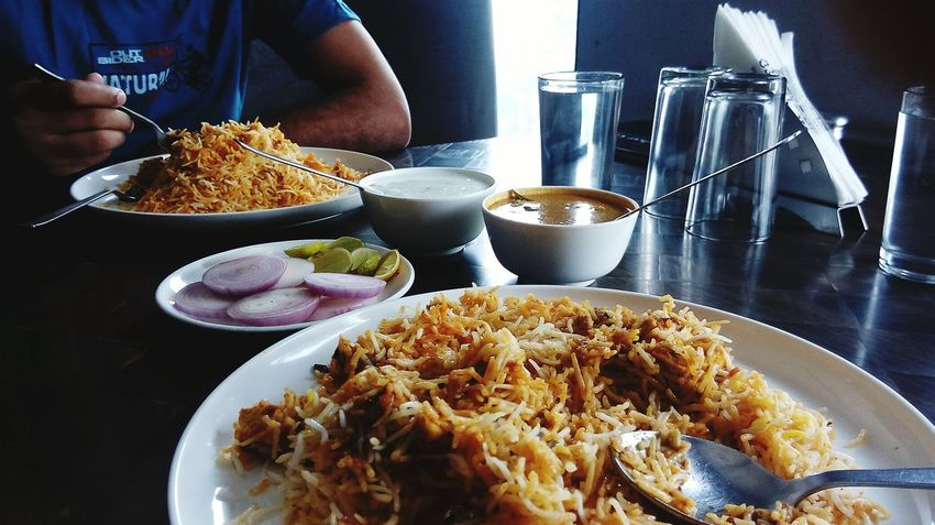 Food Porn Awards Hyderabadibiryani Mouthwateringmeal