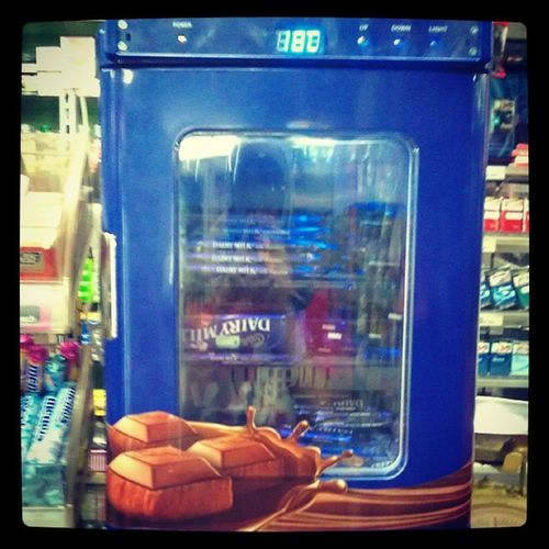 Im lovin it~ Chocolate Diarymilk Milk Minibox