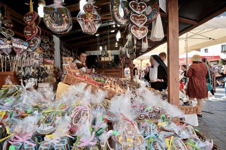 Krakau market