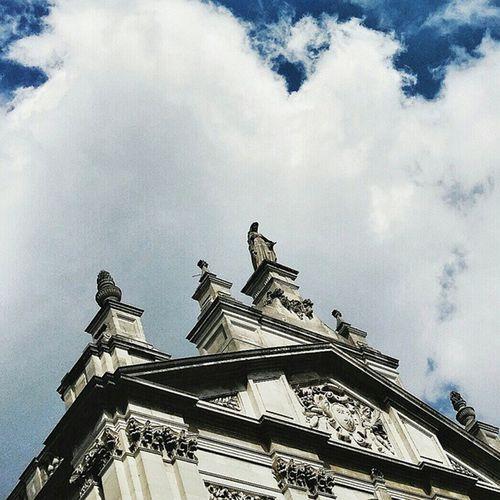 Brompton Oratory Catholic Church Figurines  1903 London