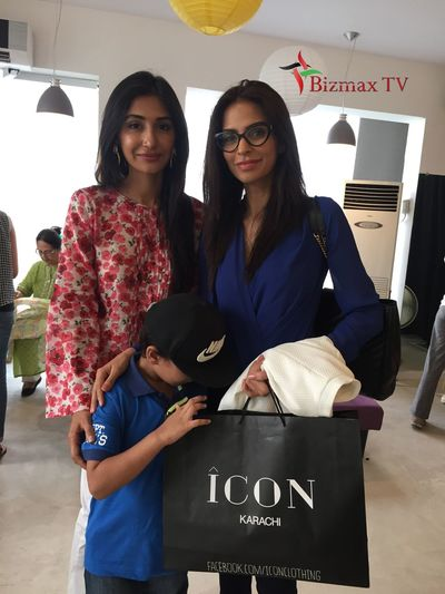 Check This Out Hira and Fouzia at brand launch Iconclothingkhi live updates by BizmaX Livestream Done By BizmaX TeamBizmaX BizmaX TeamBizmaX BizmaxTv Hello World Hanging Out