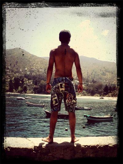 Observado la Bahia -kayakzapallar ?✌️ That's Me Summer Mywork Taking Photos