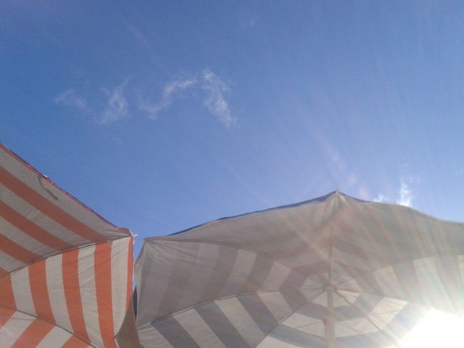 Playa Beach Quitasol cielo Cielo