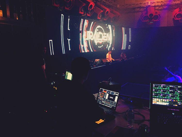 VJ Rocky!!! Dj Nightlife Night Music Edm Edmfamily VJ Visual Event Nightclub Club Night Club Dj Raiden Ageha