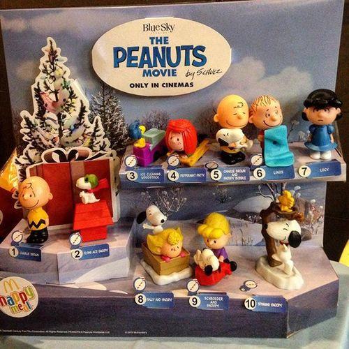 12/12/2015 Thepeanutsmovie Happymeal Toyinabox Mcdonalds Mcdo_ph