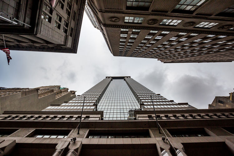 Architecture Building Exterior Built Structure City Day Low Angle View Modern No People Outdoors Sky Skyscraper Tall