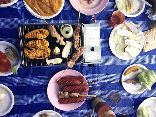 Beautifully Organized Camping Camping Life Camping Food