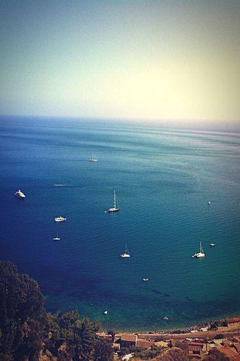 Sizilien Taormina summer sea good time sicily