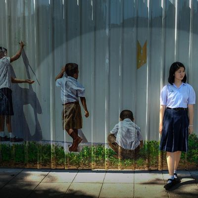 School's life . . . . . Fujifilm Fujifilm_xseries Bangkok School Schoolflow  Igerth Ig_bangkok Bodin2 Sister Thailand_allshots สหายไท กทม บางกอก Ig_thailandia Igersthailand Igworldclub Asiangirl Childhood Student