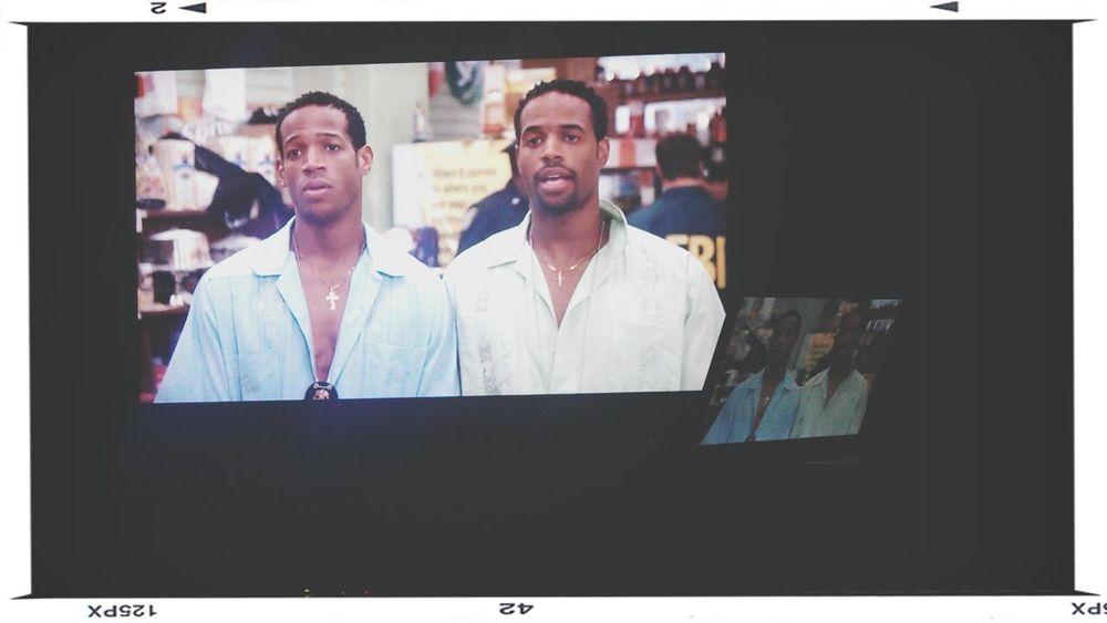 Movie night!! :) White Chicks