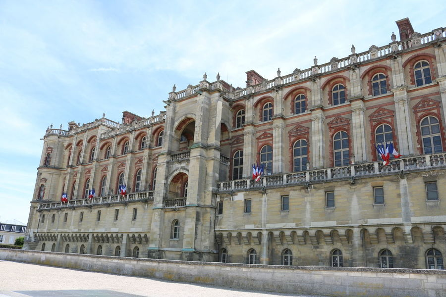 Architecture Castle History No People Outdoors Renaissance Saint-germain-en-laye Saint-Germainenlaye Travel Destinations