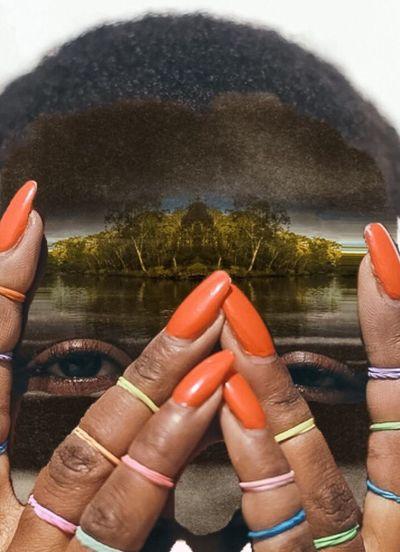 Mistery Island Photographic Approximation Facial Experiments Fata Morgana Forgotten Dreams New Nightmares