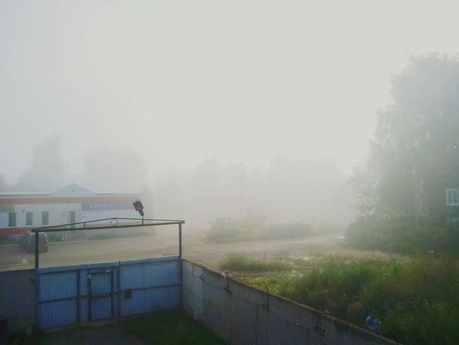 Fog Ural City People OSA Urban