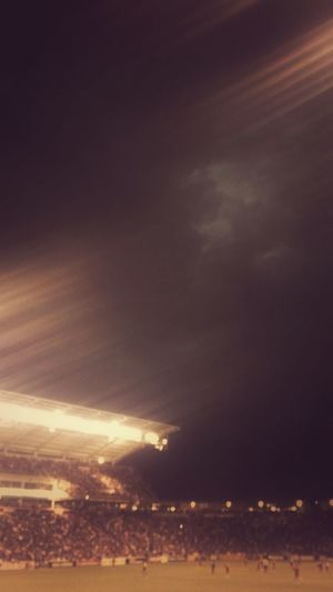 Bright Lights Beautiful Game IM SUCH A SOCCER..... FAN!!! Illuminated Sky Cloud - Sky Outdoors Stadium Night Futbol Pasion Futbol Soccer Field Soccer⚽ Lights EyeEm Selects The Great Outdoors - 2017 EyeEm Awards