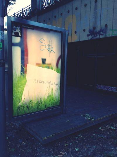 Wien Wunderschön Werbung Advertising