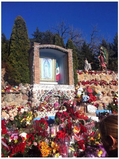 12/12/12 Dia De La Virgencita De Guadalupe