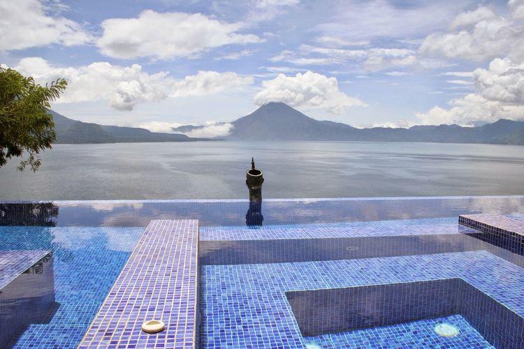 Casa Polopo Lago Atitlán Guatemala The EyeEm Facebook Cover Challenge