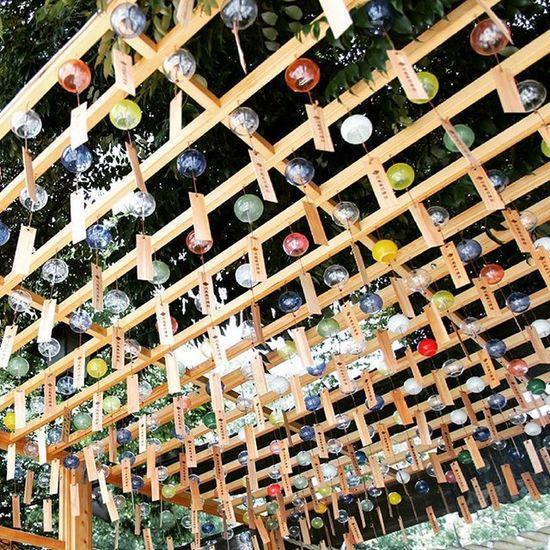 氷川神社。風鈴bot化します。。 風鈴 氷川神社 Photo Photography 写真好きな人と繋がりたい 写真撮ってる人と繋がりたい