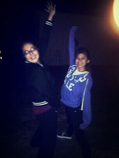 Me And My Bestfriend I Love This Girl (: