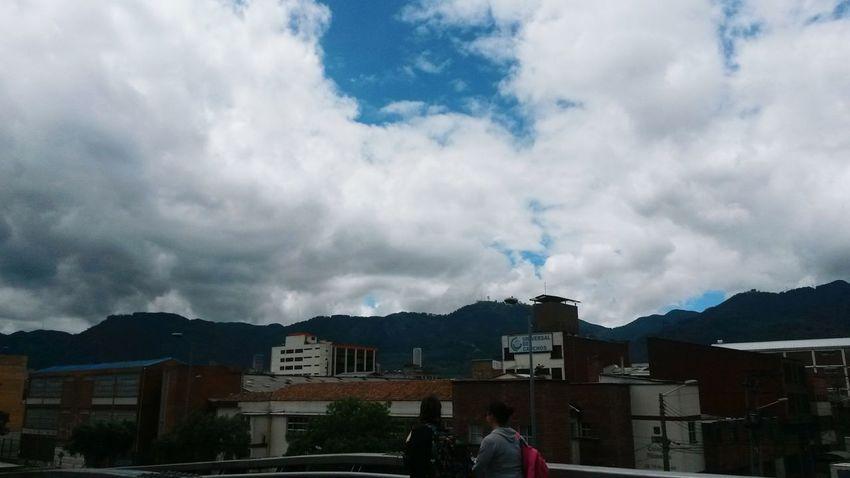 Bogotacity CerrosOrientales