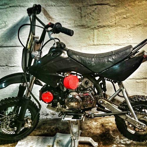 Rengjorg Skruvar & Bultar SP ända nu skall bara rygg helvetet bli bra så man kan leka :) tws 110cc fiddy cross minicross 4takt