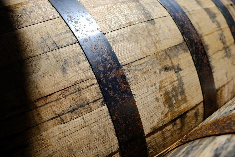 Bourbon barrel