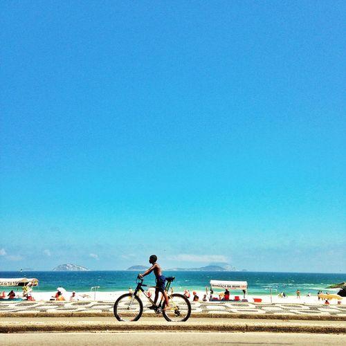 Sunny leblon beach Learn & Shoot: Simplicity Just Chillin' Brazil Riodejaneiro