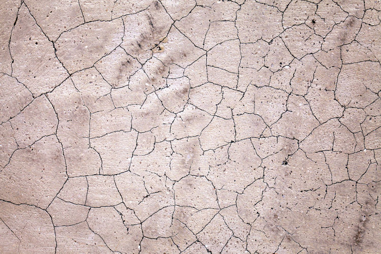 Cracked Arid