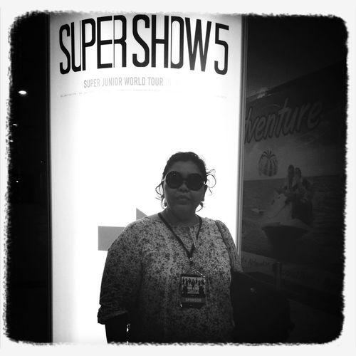 Super Show 5 Indonesia