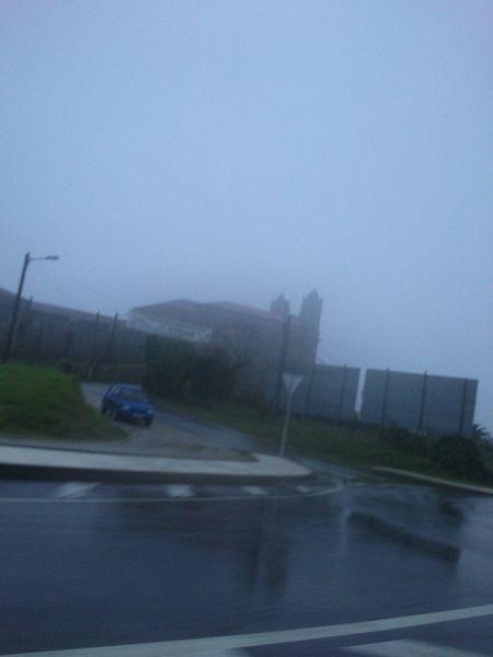 Convento Niebla... Névoa...