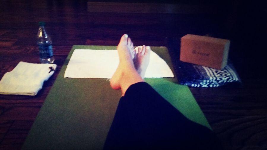 morning yoga Yoga Getting In Shape