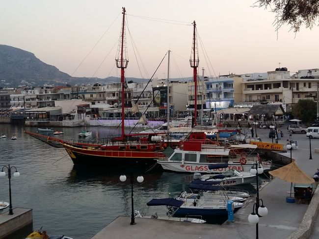 Chersonese Chersonissos GREECE ♥♥ Greece Photos Greece, Crete Hafen Harbor Harbour Harbour View Hersones Sailing Ship Boat Boats City Greece Greece Islands Hersonissos Mast Nautical Vessel Port Sailing Boat Sea Ship Sky Water