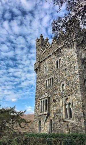 Glenveagh Castle Donegal Ireland