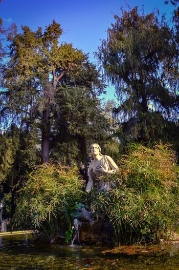Jardines de la Villa Borghese (Roma - Italy) No People Sculpture Statue Outdoors Tree Garden Borghese Travel Tourism Rome Italy