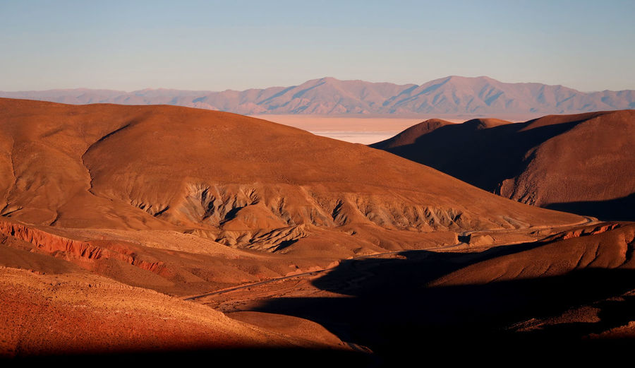 Mountain Salta  Altitude Argentina Arid Climate Atmospheric Beauty In Nature Climate Desert Environment Formation Jujuy Land Landscape Mountain Nature No People Non-urban Scene Outdoors Red Mountain Remote Rock Scenics - Nature Tranquil Scene Tranquility Travel Destinations