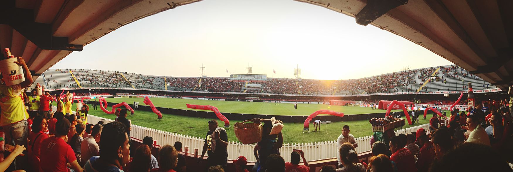 Veracruz Estadio TiburonesRojos Futbol Soccer Panoramic Photography IPhoneography Friday