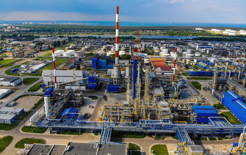 Gdansk refinery from avbove Industry Built Structure Architecture Factory Building Exterior Nature No People Outdoors Sky Day High Angle View Water Manufacturing Equipment Machinery Technology Aerial View Horizon Fuel And Power Generation Construction Industry Industrial Equipment Refinery Gdansk Gdansk Refinery Lotos Refinery Petrolum Petroleum Petrol Refinery Plant Poland Europe Stogi Landscape